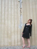 Black Lace 4 by Fluffybunny29stock