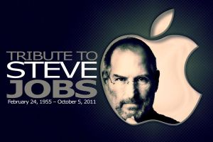 Tribute to Steve Jobs by badrun
