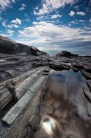 Pemaquid Point II by EvaMcDermott