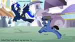 Royal (new design) chasing ColbaltSky7 by Nukarulesthehouse1