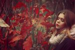 Among the autumn leaves by ConceptualMiracles
