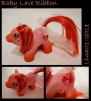 B. Love Ribbon - a MLP custom by frozenfilly