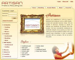 Web Interface 10 by artistritesh
