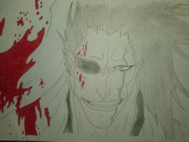 Zaraki Kenpachi - Bleach by chavanni
