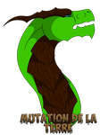 Dragoniss Headshot - Mutation of the Earth by Naeda