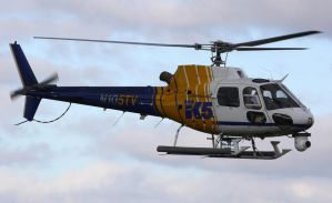 Eurocopter AS-350B King 5 News by shelbs2