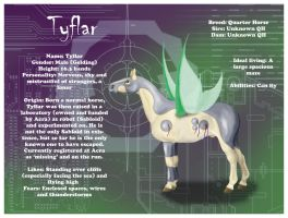 Tyflar Reference by SilverThowra