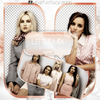 +Photopack png de Little Mix. by MarEditions1