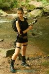 Tomb Raider by LaraCosplay