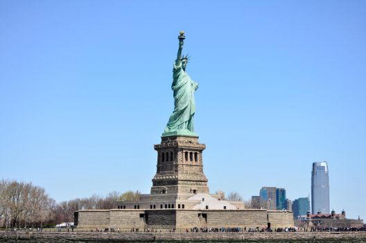 Statue of Liberty by jsrgomez