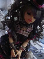 Rosmaries baby (and new wig)! by aloiVViola