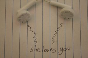 She Loves you by music-child824