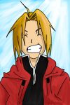 Edward Elric Color by InfinityApocalypse