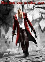 Dante DMC .....If Only by Melciah1791