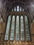 Windows of York's Cathedral by A-RaeDArc
