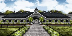 In Sync International Equestrian Center: Ocala by Decorum100