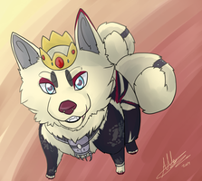 In Love With Being King- Request by Ocrienna