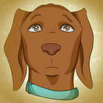 What I've been doing with my time - Vizsla by BewareNerdyZombies