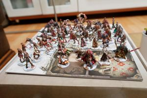 Zombicide Model Painting Beginners Uk Shopping List