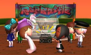 Tamia wins a rap battle by GWizard777