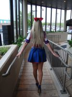 Sailor V by Trillian-Z