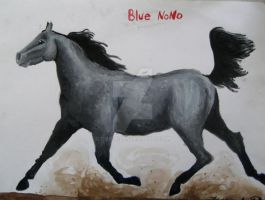 Blue NoNo by Dhria