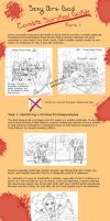 Zombie Survival Tutorial p1 by Glittercandy