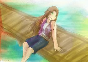 HM MFOMT : Enjoy The Beach by TheShakunai