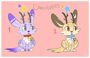 Catalope Adopts : OTA by Late-Night-Cannibals