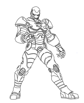Ironman concept by TheAnimefreak69