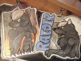 Raider Badge Bundle by DogSong