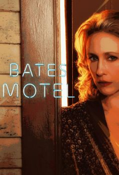 Norma Bates by Severussnape83