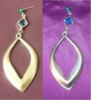 Sheryl Nome earring WIP2 by ShallDoll