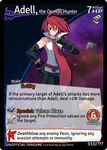Disgaea: Netherwar Card Game - Adell by masterage