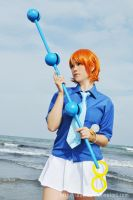 Nami Water Seven by LauzLanille