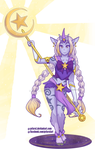 Star Guardian Soraka by Prierei