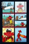 Canadian Leaf Lobster Page by fdrawer