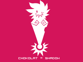 Chokolat shadow logo by SolII