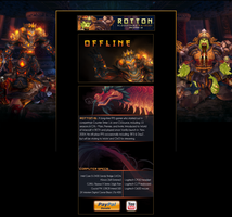 Twitch TV for Rotton by Melificence