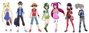 Pokemon trainers 2 by Hapuriainen