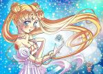.: Princess Serenity :. by Mako-Fufu
