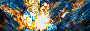 Gohan by Artemis-Graphics
