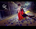 Guilty Crown - void by Phoenixiaoio