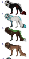 6-10 Point Wolf Adopts CLOSED by Pineaapple