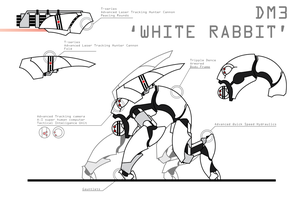 DM3 - White Rabbit by The-Red-Right-Hand