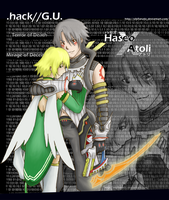 dothack::You're Mine by vikifanatic