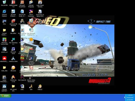 Burnout 3 by Ank0ku