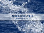 Water Brushes Vol. 3 by xara24