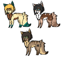Scenedog Auctions -CLOSED- by ReedAdopts