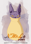 Beerus in a Cup by CooledCrimsonwolf